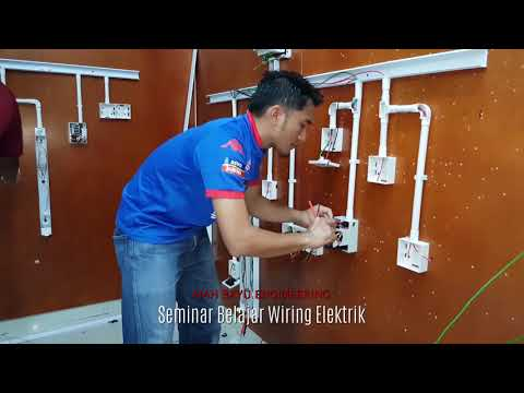 PRIVATE & PROFESSIONAL ELECTRICAL WIRING CLASS - FINAL TEST - Session 18/2018