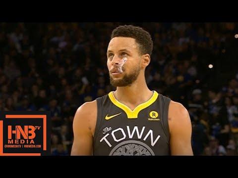 Golden State Warriors vs Memphis Grizzlies 1st Half Highlights / Dec 30 / 2017-18 NBA Season