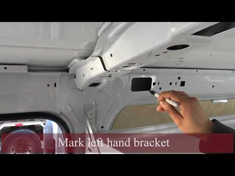 Advantage Outfitters   Ranger Design Van Shelving Install