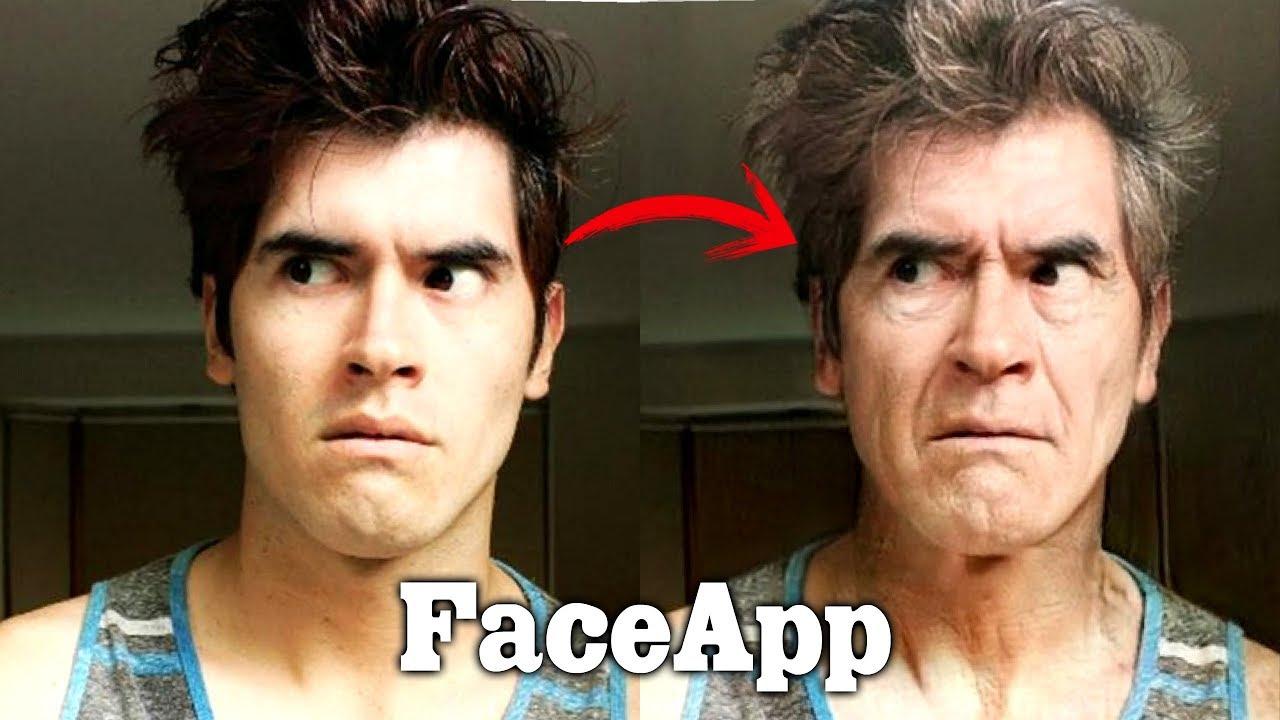Este Es El Riesgo Que Corres Al Usar FaceApp