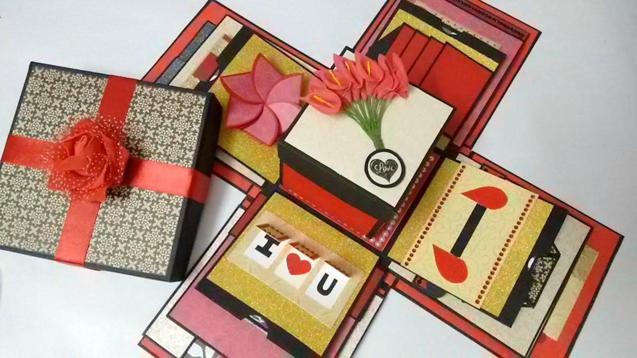 1 Year Anniversary Gifts For Boyfriend Diy