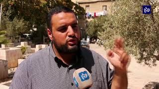 العبث بمخطوطات المسجد الاقصى في معركة الأقصى الأخيرة - (24-9-2017)