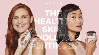 MONAT The Healthy Skin Revolution Continues!