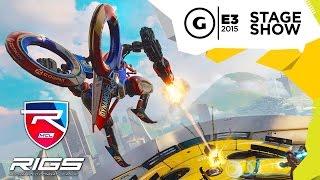 Stage Demo: RIGS: Mechanized Combat League - E3 2015
