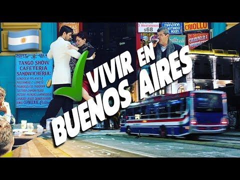 Las 10 ventajas de vivir en Buenos Aires