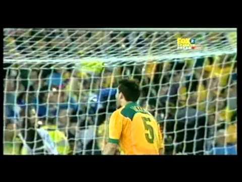 Australia V Uruguay Penalty Shootout
