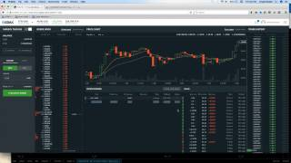 3/24/17 Live Day Trading CryptoCurrency with CryptoTrader Part 3