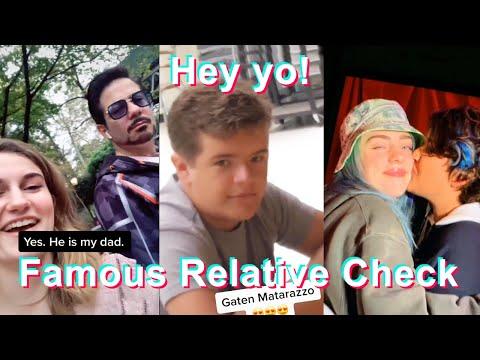 Famous Relative Check | TikTok Compilation #3