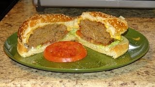 How To Make Baked Hamburger