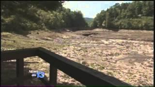 Balsam Dam Repairs
