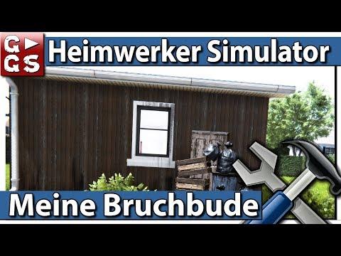 HEIMWERKER Simulator 🛠 Meine MESSIE BRUCHBUDE #Neustart   House Flipper