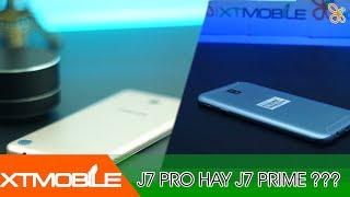 XTmobile | Nên chọn Galaxy J7 Pro hay J7 Prime khi chỉ chênh nhau 1 triệu