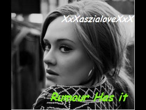 Song  Rumour Has It Adele