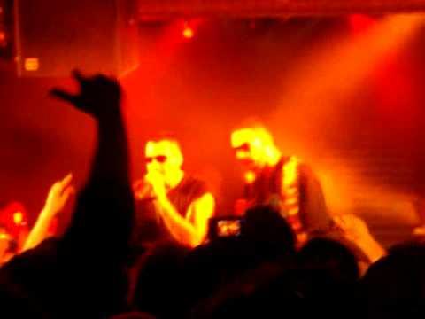 Sido + Harris - Steh wieder auf Live @Freiburg 03.12.2008