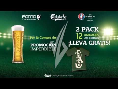 Fama Minimarket Promoción Carlsberg Euro 2016