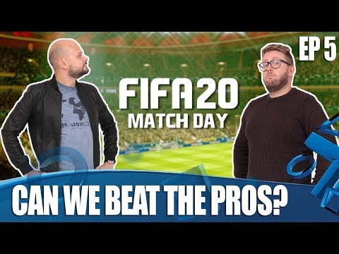 Can We Beat Pro FIFA Players In Just Four Weeks!? THE MATCH ITSELF! from YouTube · Duration:  18 minutes 27 seconds