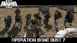 ArmA 3 Green Berets - Operation Bone Dust 7 - Liru as Zeus