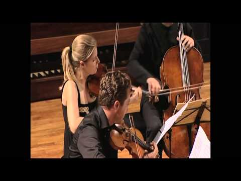 "Ludwig van Beethoven: String Quintet ""Storm"" Op.29 Bowman, Löscher, Dann, Camille, Lester, ""Live"""
