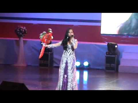 My Heart Will Go On : Indri  @ The 1st ASEAN Concert