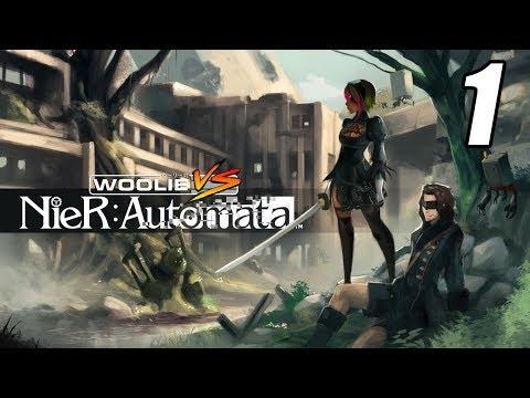 Woolie VS Nier Automata (Part 01)