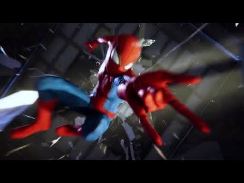 Marvel's Spider-man(PS4) Linkin Park - Final Masquerade Music Video