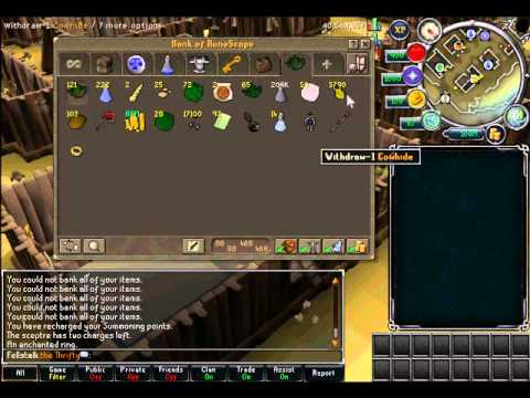 Runescape Money Making Guide 2012 (1-3m P/H)