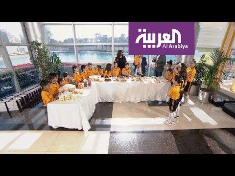 أطفال مباراة السعودية وقطر في صباح العربية  - نشر قبل 2 ساعة