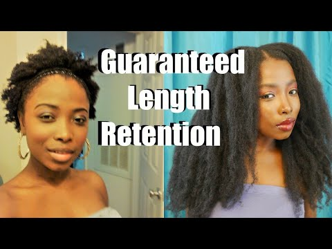 How to maintain black natural hair