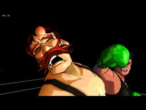 Punch Out!! - Von Kaiser Instant Knockout