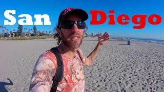 A Tour of Downtown SAN DIEGO, California & Coronado Island