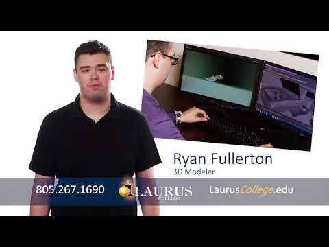 Laurus College – Success Stories - Classes start November 20! (Computer Animation) 15 Sec