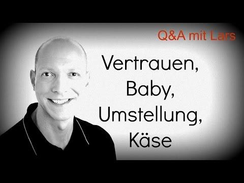 Vegan - Q&A mit Lars: Vertrauen, Baby, Umstellung, Rezepte, Käse #3 [VEGAN]
