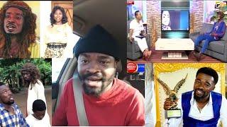 EVANGELIST B.LA$T RTV and DEFENDS MMEBUSEM AS GHANA'S JESUS. MMEBUSEM NEED DISCIPLES PLEASE