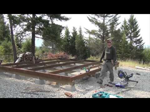 small cabin project pt 1