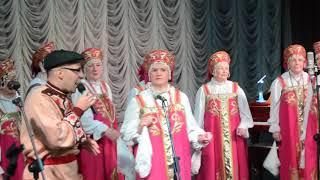 «Мне снова 18» - Народный «Хор русской песни»