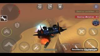 Gunship Battle : Metatron vs Metatron