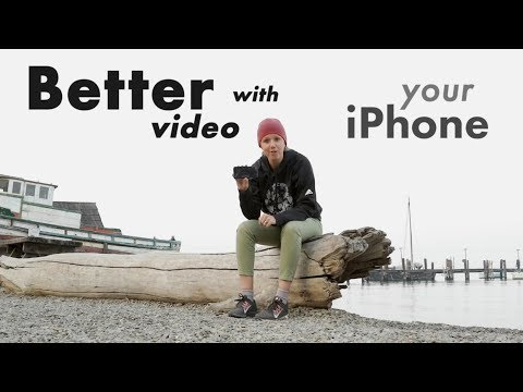 Filming Pro 4k Video with an iPhone