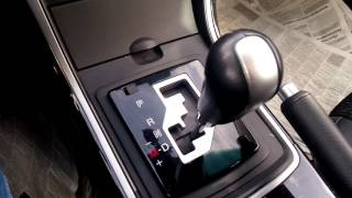 Прошивка АКПП Mazda 6 GH II часть 3