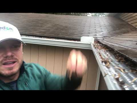 Is Water Leaking Behind Your Gutters?