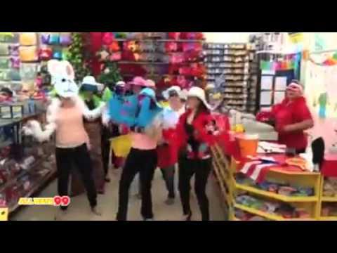 Harlem Shake All ways 99 Puerto Rico - YouTube