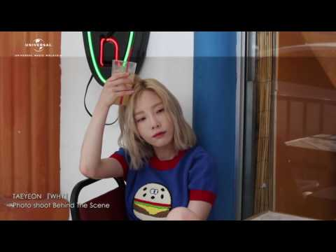 "TAEYEON ""WHY"" Photo Shoot - Behind The Scene"
