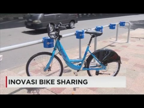 Kurangi Kemacetan, Pemkot Bandung Mengeluarkan Inovasi Bike Sharing