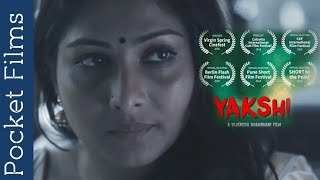 Thriller Short Film - Yakshi - (a demon in disguise of a damsel)