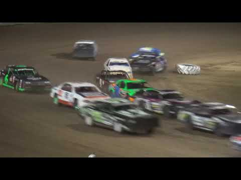 IMCA Stock Car feature Independence Motor Speedway 5/4/19