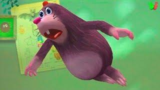 ДОКТОР ДЛЯ ЖИВОТНЫХ Лисёнок Ветеринар Учим лесных животных Развивающее видео для детей