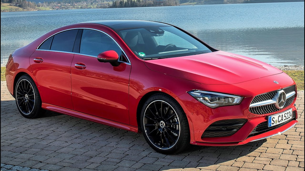 2019 Mercedes CLA 250 4MATIC - Emotional Four-Door Compact ...
