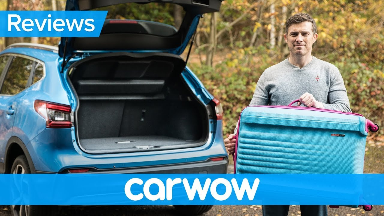 New Nissan Qashqai Review Carwow