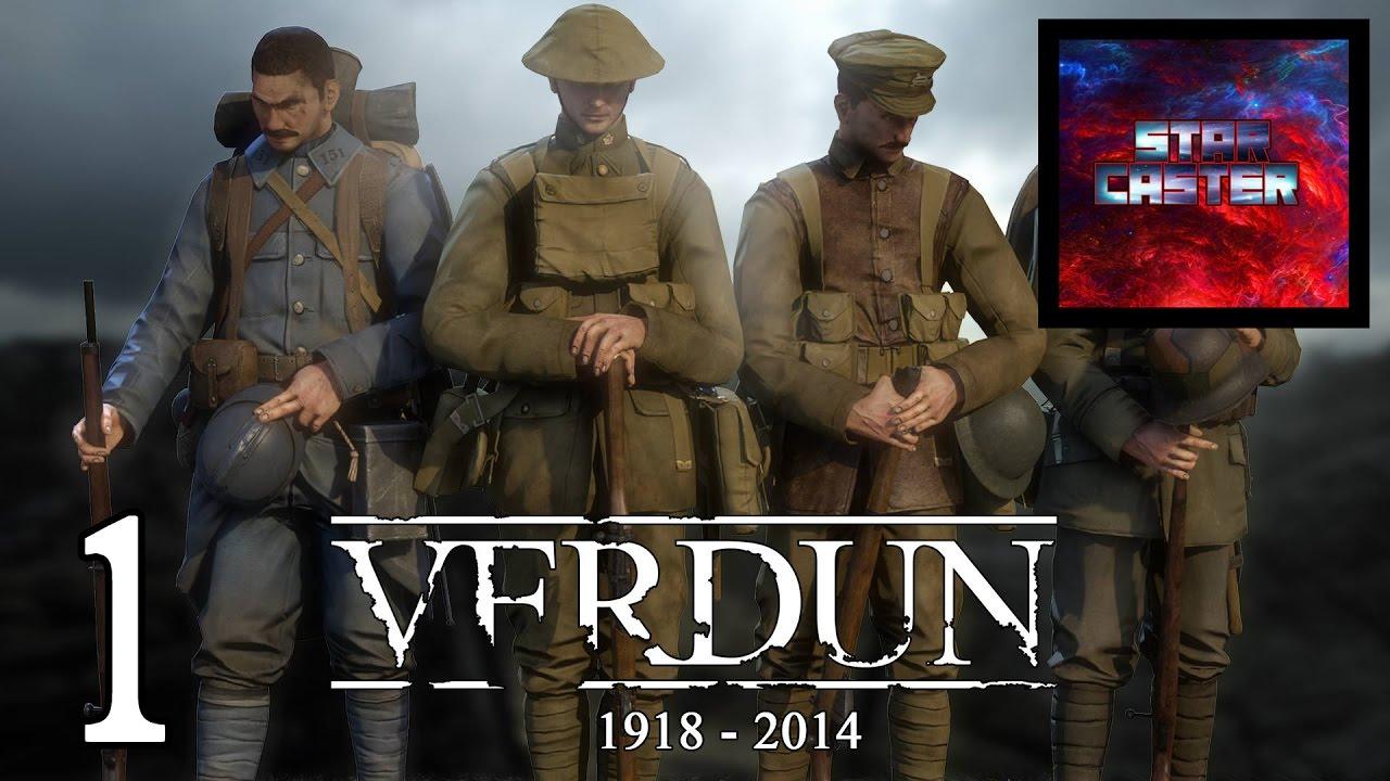 Download Verdun   Part 1 - Dear Diary... I've died NEIN times!