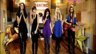 The Saturdays - Up (Live Acoustic on The Month With Miquita) Jan