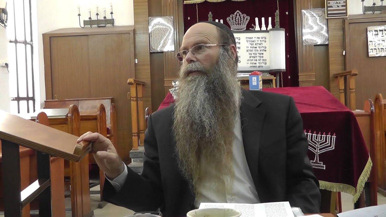 הרב דוד דודקביץ' - פרשת בא
